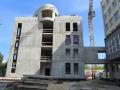 Zakończenie wznoszenia konstrukcji budynku