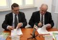 Uroczyste podpisanie umowy, fot. 3
