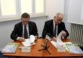 Uroczyste podpisanie umowy o dofinansowanie 22.12.2009 r.